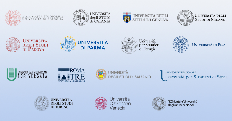 Le Università socie di ICoN